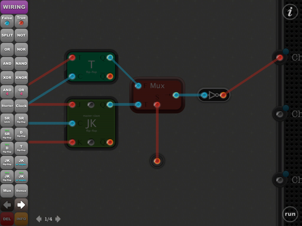 Circuit Coder Screenshot