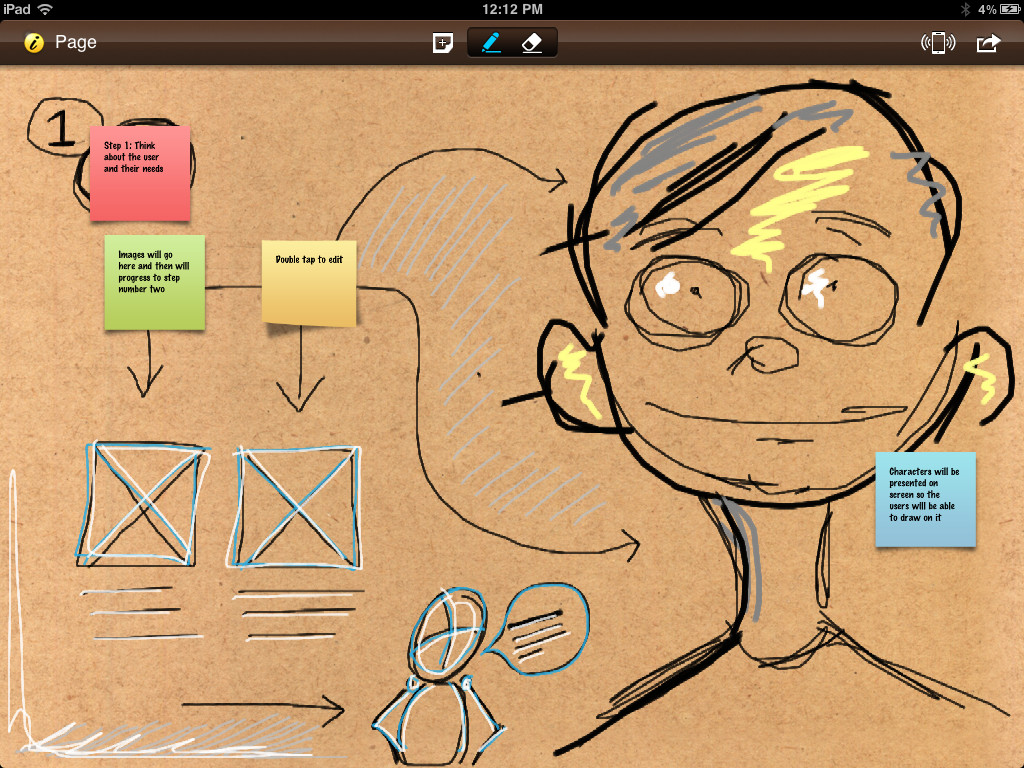 iBrainstorm Screenshot