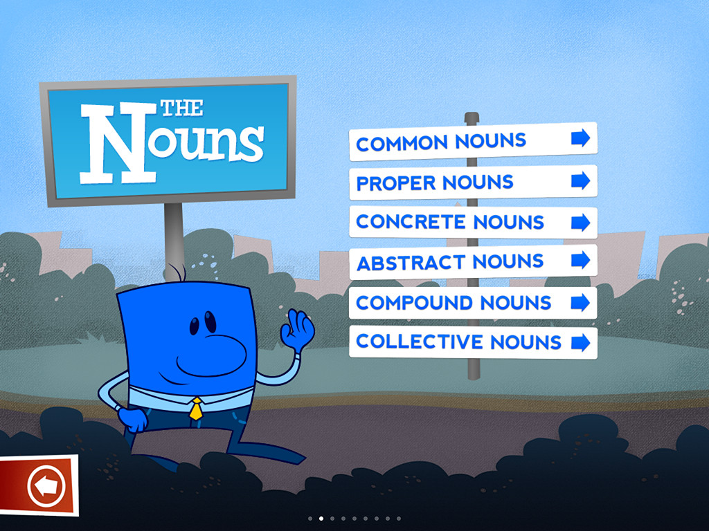 Grammaropolis - Complete Edition Screenshot